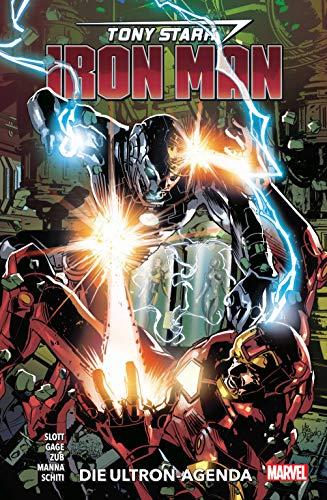 Tony Stark: Iron Man: Bd. 4: Die Ultron-Agenda