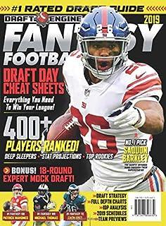 Draft Engine Fantasy Football 2019