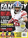 Best Fantasy Football Magazines - Draft Engine Fantasy Football 2019 Review