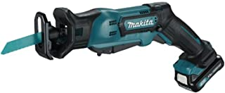 Makita JR103DWAE 12V Max Li-ion CXT Reciprocating Saw Complete with 2 x 2.0 Ah Li-Ion Batteries and Charger Supplied in A ...