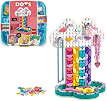 LEGO DOTS Rainbow Jewelry Stand 41905