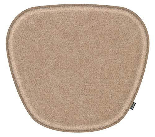 Feltd. Eco Filz Kissen geeignet für Boconcept Adelaide mit und ohne Armlehne - 30 Farben - optional inkl. Antirutsch und gepolstert! (Sand)