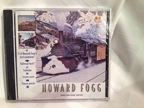 Howard Fogg Paintings, Railroad Facts, Calendar, Screen Saver and Jigsaw Puzzle
