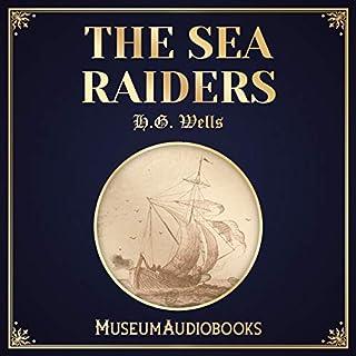 The Sea Raiders audiobook cover art