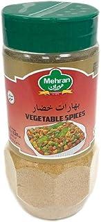 توابل الخضروات من مهران 250 غرام - عبوة من قطعة واحدة