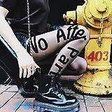 SUZNUO 5 Paare Sexy Brief Tattoo Strumpfhosen Frauen Keine After Party Strumpfhosen Schwarze Elastische Dünne Beine Seidenstrümpfe Nylons Lady Collant Medias