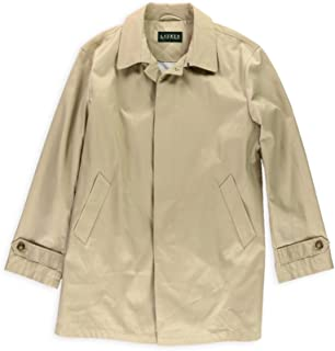 Ralph Lauren Mens Stanza Raincoat