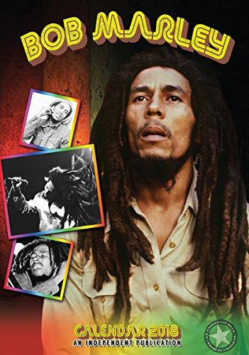 Bob Marley - Calendario Calendar 2018