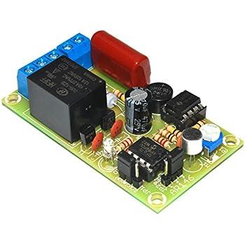 250v Interruttore Acustico Sensore-Suono Luce Parete Light Sensore