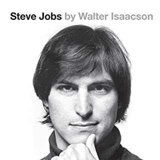 Couverture de Steve Jobs