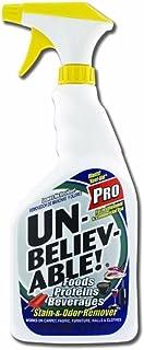 Unbelievable! Pro Stain & Odor Remover, Quart