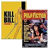 Close Up Uma Thurman Posterset - 2er Set Poster Kill Bill -