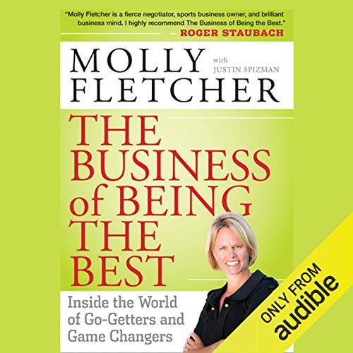 The Business of Being the Best audiobook cover art