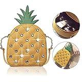 Borsetta Porta Smartphone Ananas