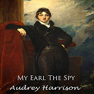 My Earl the Spy audiobook cover art