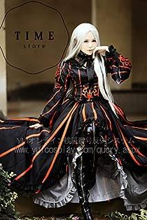 コスプレ衣装 Fate/Zero アイリスフィール 黒化版 ドレス ワンピース