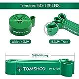 Zoom IMG-1 tomshoo banda elastica di resistenza