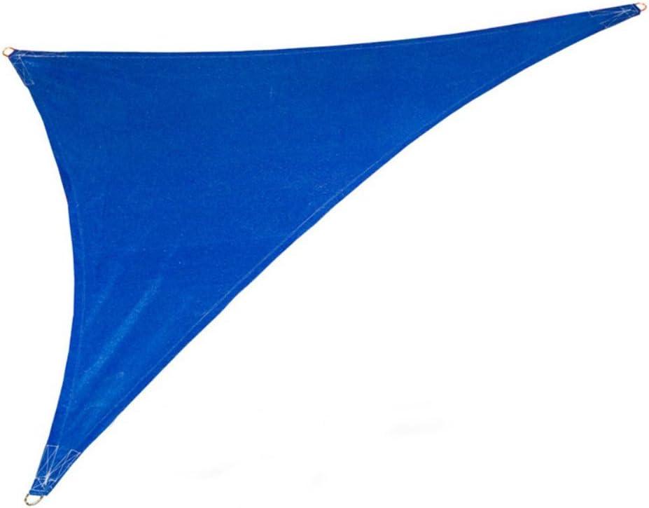 Coolaroo 473983 Coolhaven 15'x12'x9' Sapphire Kit Shadesail Superlatite R Superior w