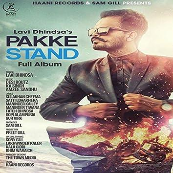 Pakke Stand