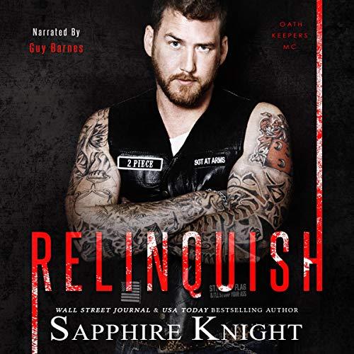 Relinquish cover art