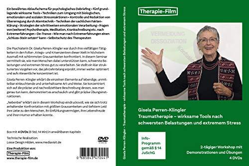 Gisela Perren-Klingler: Traumatherapie - wirksame Tools nach schwersten Belastungen und extremem Stress / Seminar mit Demonstrationen und Übungen