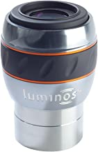 Celestron 93433 Luminos 19mm Eyepiece (Silver/Black)