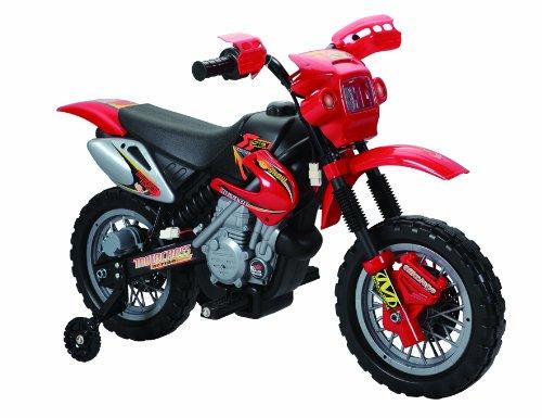 Kids Ride On Electric Bike Scrambler Childrens Battery Motorbike Motorcycle...