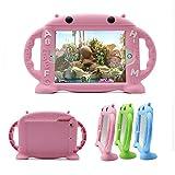 CHIN FAI iPad Mini Case pour Enfants Antichoc Silicone en Caoutchouc Couverture...