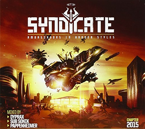 Syndicate 2015-Ambassadors in Harder Styles