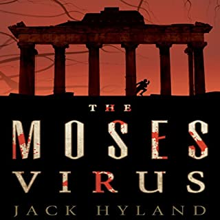 The Moses Virus audiobook cover art