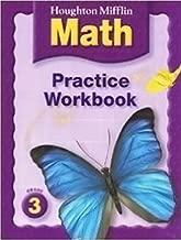 Houghton Mifflin Math: Practice Book Grade 3