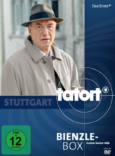 Tatort - Bienzle-Box (4 DVDs)
