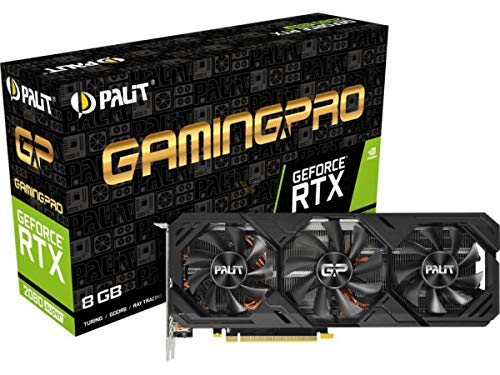 Palit RTX2080 Super Gaming Pro Overclocked 8GB Grafikkarte