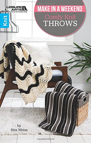 Make in a Weekend Comfy Knit Throws