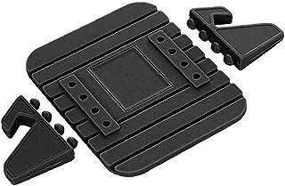 Uchwyt na telefon komórkowy Samochód Silikonowy Dash Pad Mat Anti Slip Phone Bracket Uchwyt na pulpit Dla telefonów 3 9x3 ...