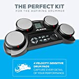 Zoom IMG-2 alesis compactkit 4 batteria elettronica