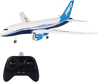 nightfall RC Plane,Remote Control Airplane 2.4G 3CH 550mm 3 Channel RC Airplane Aircraft Built in 6 Axis Gyro System Super Radio Controlled Easy to Fly
