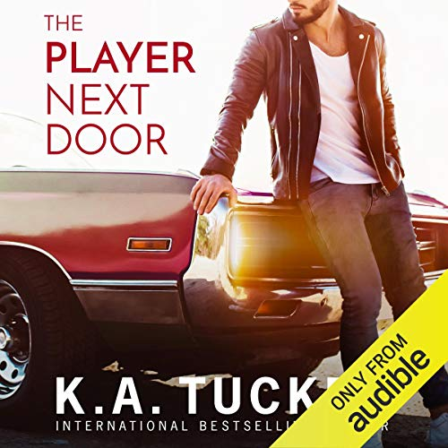 The Player Next Door  By  cover art