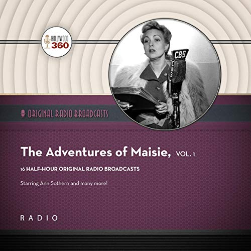 The Adventures of Maisie, Vol. 1  By  cover art