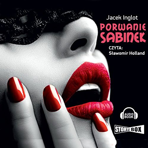 Porwanie Sabinek audiobook cover art