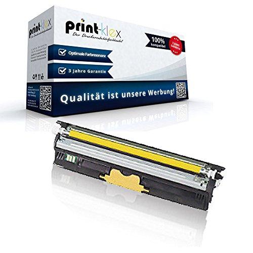 Kompatible Tonerkartusche für Konica Minolta Magicolor 1600 W Magicolor 1650 EN Magicolor 1650 EN D A0V306H Yellow Gelb - Office Plus Serie