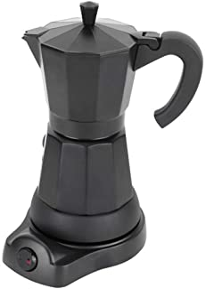 ZJ Mini Portátil Espresso 300ml Cafetera Eléctrica Portátil Máquina para Hacer Ollas para Oficina En Casa