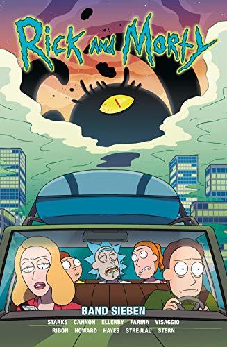 Rick and Morty: Bd. 7