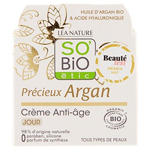 So Bio Etic Crema De Día Anti-Edad 50 ml