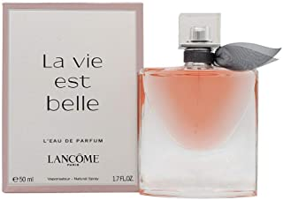 Lancome La Vie Est Belle Eau de Parfum Spray, 1.7 Ounce