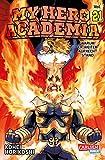 My Hero Academia 21: Die erste Auflage immer mit Glow-in-the-Dark-Effekt auf dem Cover! Yeah! - Kohei Horikoshi