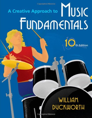 A Creative Approach to Music Fundamentals (with Music Fundamental in Action Passcard, and Keyboard and Guitar Insert) (A