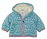 Carter's Girls' Little Fleece Lined Puffer Jacket Coat, camo, 4