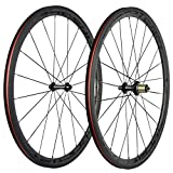 Superteam Basalt Braking Surface Carbon Clincher Wheelset