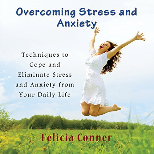 Overcoming Stress and Anxiety audiobook cover art